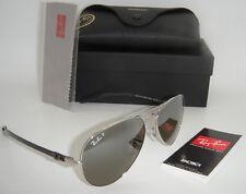 e82b94b598a item 3 New Ray-Ban RB 8317CH 003 5J 58mm Silver Frame Grey Mirror Polarized  Chromance -New Ray-Ban RB 8317CH 003 5J 58mm Silver Frame Grey Mirror  Polarized ...