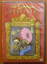Los Simpson en busca de la nevera perdida [DVD] Homer Bart Lisa Marge Maggie NEW