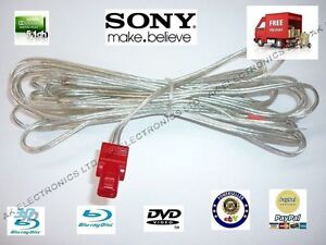 NEW SONY DVD HOME CINEMA SINGLE SPEAKER CABLE LEAD WIRE CONNECTOR ...