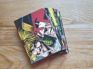 1995 Judge Dredd Trading Cards Edge Entertainment Various
