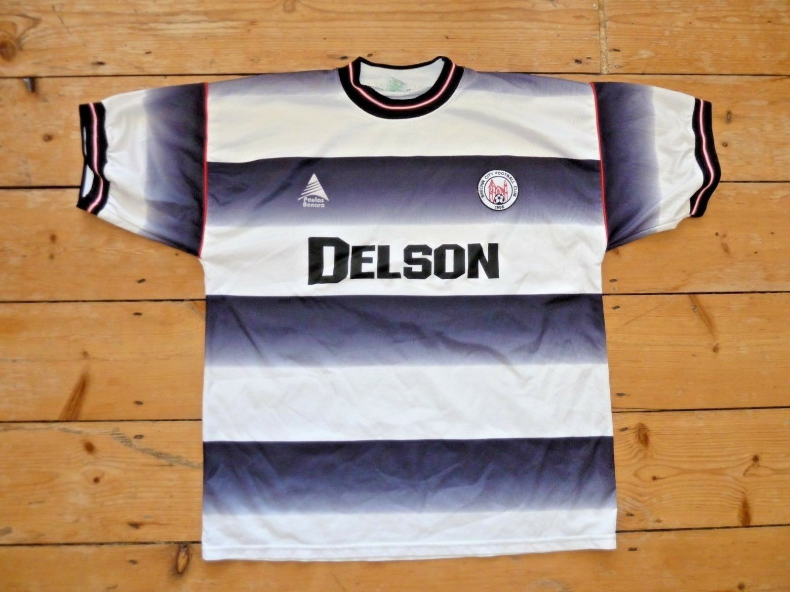 Brechin City FC Maillot de Foot Taille Taille Taille XL Football Scottish Ligue 2004/05 878539