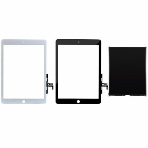 LOT For iPad 2017 5th Gen A1822 A1823 LCD Display Touch Screen Digitizer QC
