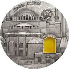 10 $ 2016 Palau - Mineral Art VIII - Hagia Sophia