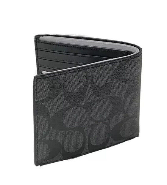 Father's Day Sale On 100% Authentic Coach Wallet For Men Same As Shown