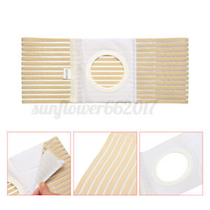 Medical-Ostomy-Support-Belt-Abdominal-Stoma-Binder-Brace-For-Colostomy-Patients