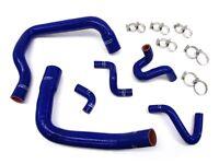 Hps Silicone Radiator Hose Kit For 86-93 Ford Mustang Gt 5.0 V8 57-1010-blue