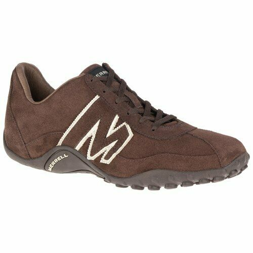 Merrell Mens Sprint Blast Trainers Merrell Suede Walking Hiking schuhe Trainers