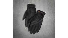 NEW: GENUINE HARLEY DAVIDSON® WOMEN'S RIDING GEAR AIRFLOW FULL-FINGER GLOVES (M)