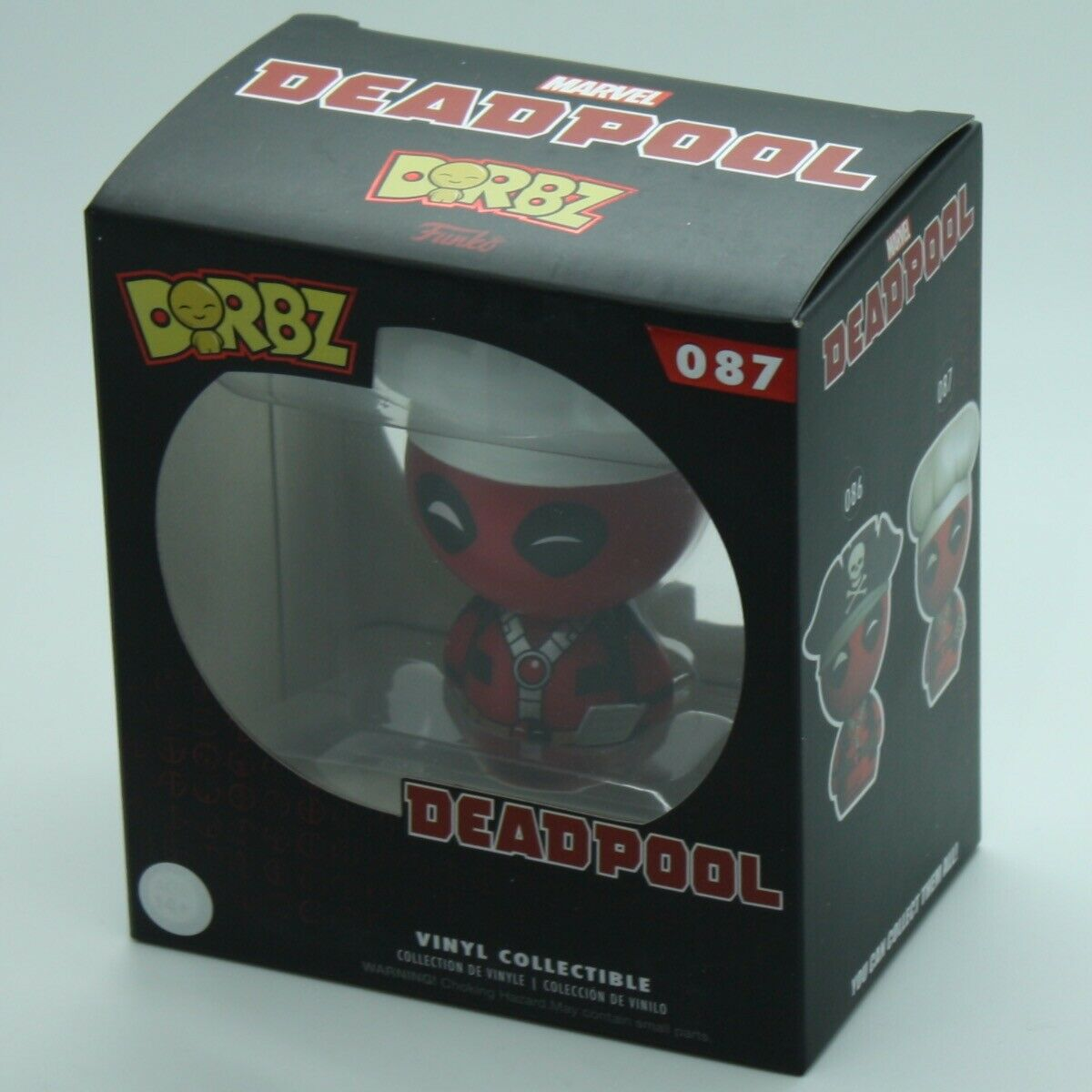 Funko Dorbz Marvel 087 Deadpool 7649 Chef