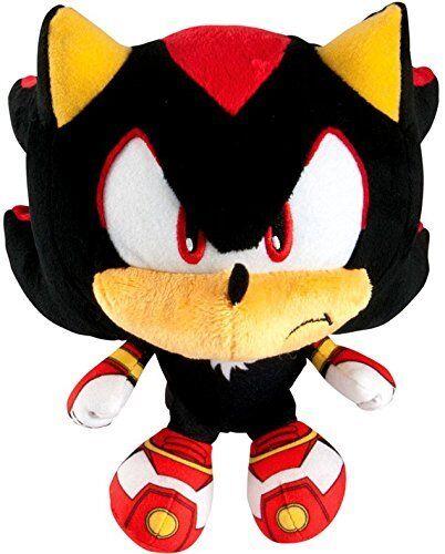 "Sonic Boom 6/"" Headplush Shadow"
