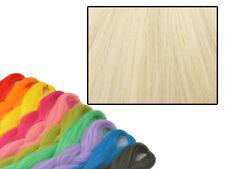 CYBERLOXSHOP PHANTASIA KANEKALON JUMBO BRAID ALMOND BLONDE HAIR DREADS