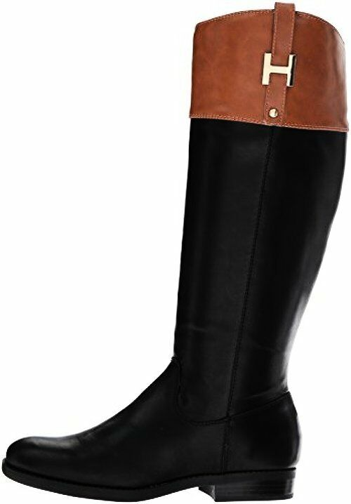 Tommy Boot- Hilfiger Damenschuhe Shyenne Equestrian Boot- Tommy Pick SZ/Farbe. 63ace8