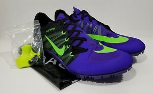 more photos 26bda 3a72a Image is loading Nike-Zoom-JA-Fly-2-Mens-Track-amp-