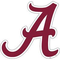 University Of Alabama Crimson Tide Super Size Logo Decal