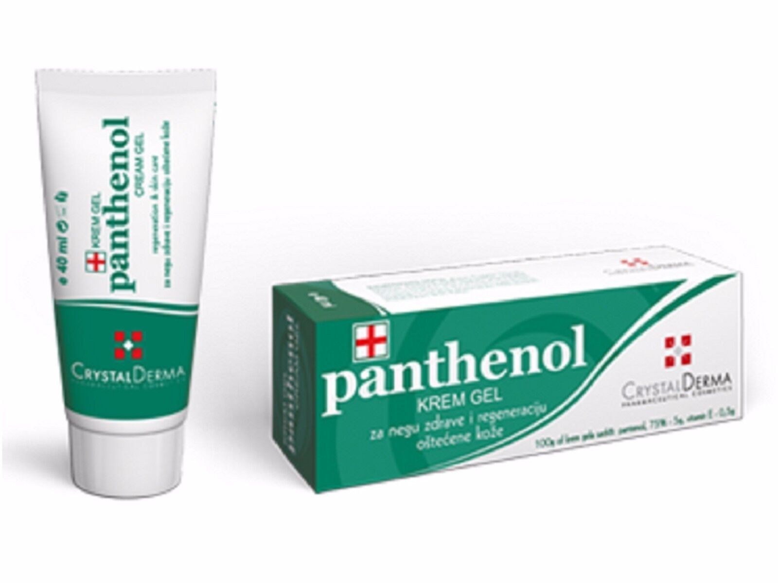 The drug Panthenol (ointment) 42