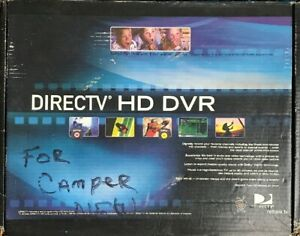 Direct-TV-Phillips-HD-DVR-DSX-5500-W-Remote-30-200-Hour-Recording-In-Box