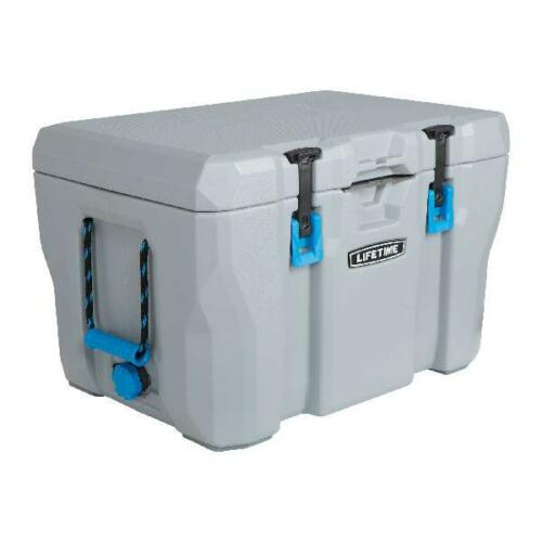 55 QUART HIGH Performance Cooler w// Hose Spout Heavy-Duty Insulated