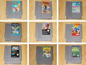 Juegos Nintendo Nes Juegos De La K S Elige El Que Prefieras