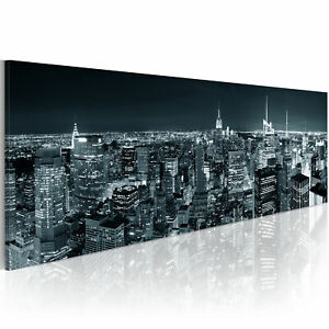 NEW YORK Canvas Print Framed Wall Art Picture Photo Image 9020119