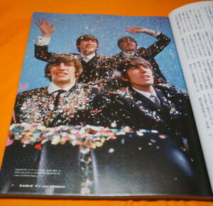 THE-BEATLES-from-the-World-Hegemony-50-years-book-from-Japan-Japanese-1032