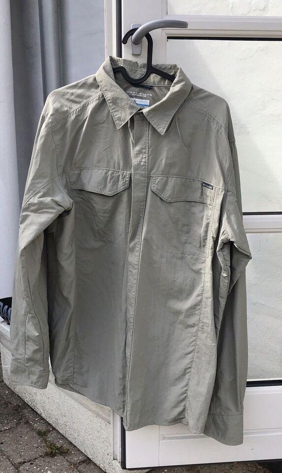 Fiskebeklædning, Columbia skjorte