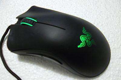 Razer DeathAdder 2013 Ergonomic RZ01-0084.Gaming Mouse//Mice 6400dpi