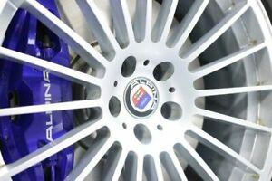 BMW OEM Alpina G11 G12 G14 G15 G16 7 & 8 Series Front & Rear Brake Caliper Set