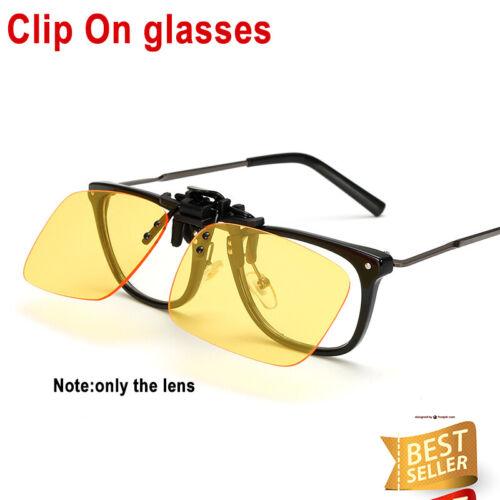 Clip on lenti che bloccano la luce blu occhiali da lettura Filtro Eyewear anti abbagliamento PC