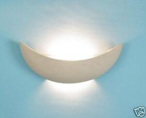 Lampada da parete artigianale in pietra tufo di lecce naturale