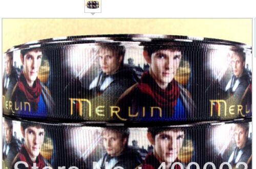 Merlin ribbon includes King Arthur