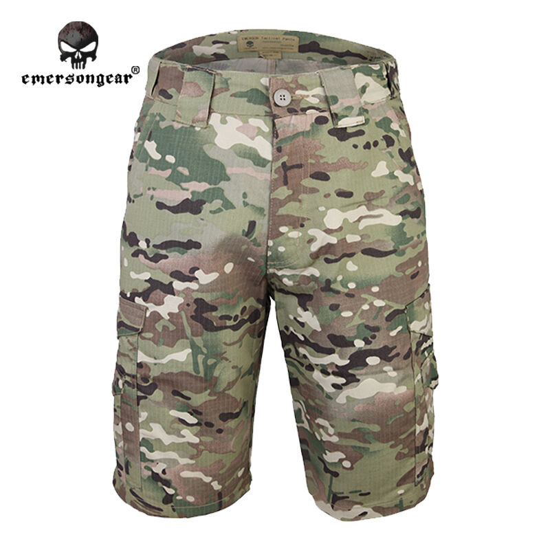 EMERSON Cycling Shorts Mens Shorts Airsoft Gear Tactical Camo Duty All Weather