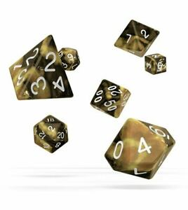 Oakie-Doakie-Dice-RPG-Cube-Set-Gemidice-Hornet-7-Role-Playing-Game-Box