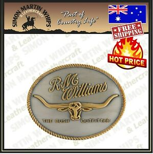 RM-Williams-Belt-Buckle-Good-Quality-Fits-1-5-inch-38mm-wide-Belts