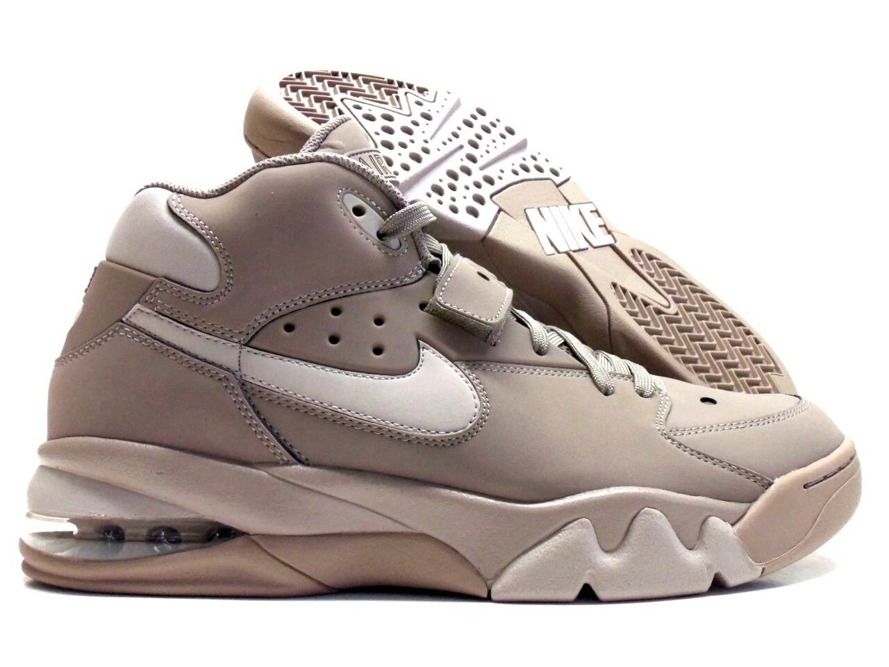 NIKE AIR FORCE MAX SEPIA STONE/MOON PARTICLE SIZE MEN'S 11 [AH5534-200]