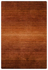 Handwebteppich Teppich Gabbeh 170 x 121cm Schurwolle Handgearbeitet F73