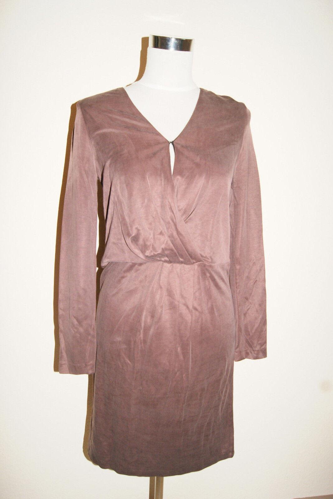 SET Kleid Gr. 36 S OUISET Oui Businesskleid Abendkleid Wickelkleid-Look NEU
