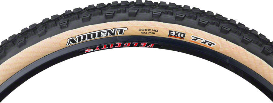 Maxxis Ardent 29x2.40  Tire 60tpi, Dual Compound, EXO, Tubeless, Skinwall
