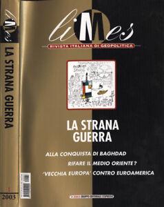 Limes-Rivista-italiana-di-geopolitica-n-1-2003-La-strana-guerra-2003-IED
