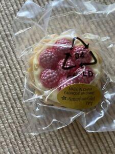"American Girl bakery pastry breakfast berry scone dessert 18/"" doll NEW"