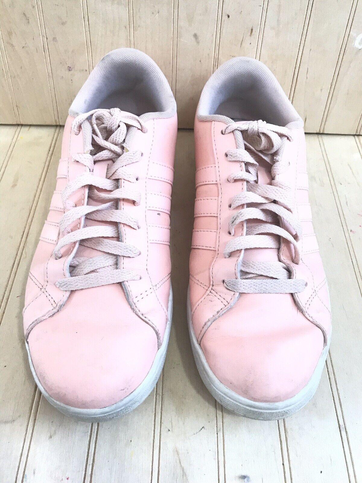 adidas neo cloudfoam Women's 9 Baby Pink Tennis Shoe … - Gem