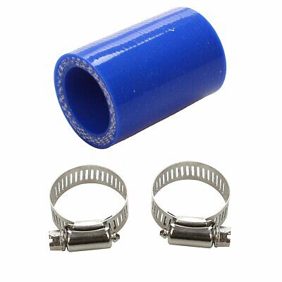 Hose Clamps Kit Fit for 1987-2006 Yamaha Blaster YFS200 ATV Red BLACKHORSE-RACING 1 ID High Temp Silicone Exhaust Pipe