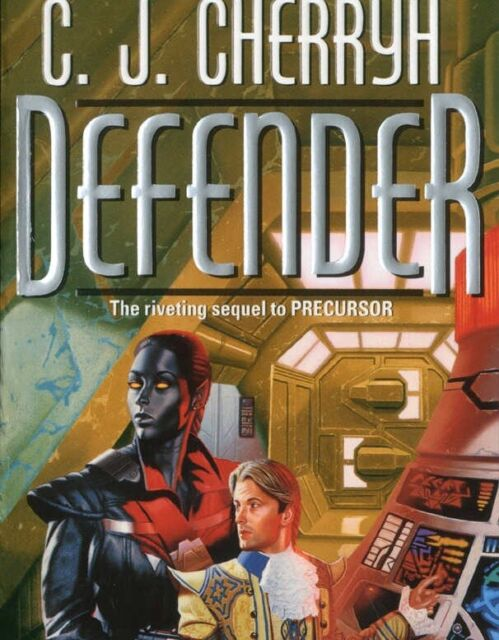 Defender by C. J. Cherryh (Paperback, 2001) ENGLISH