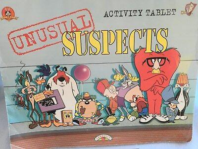 Tiny Toons Adventures Coloring Book Vintage NOS Looney Tunes 1990 Warner Bros