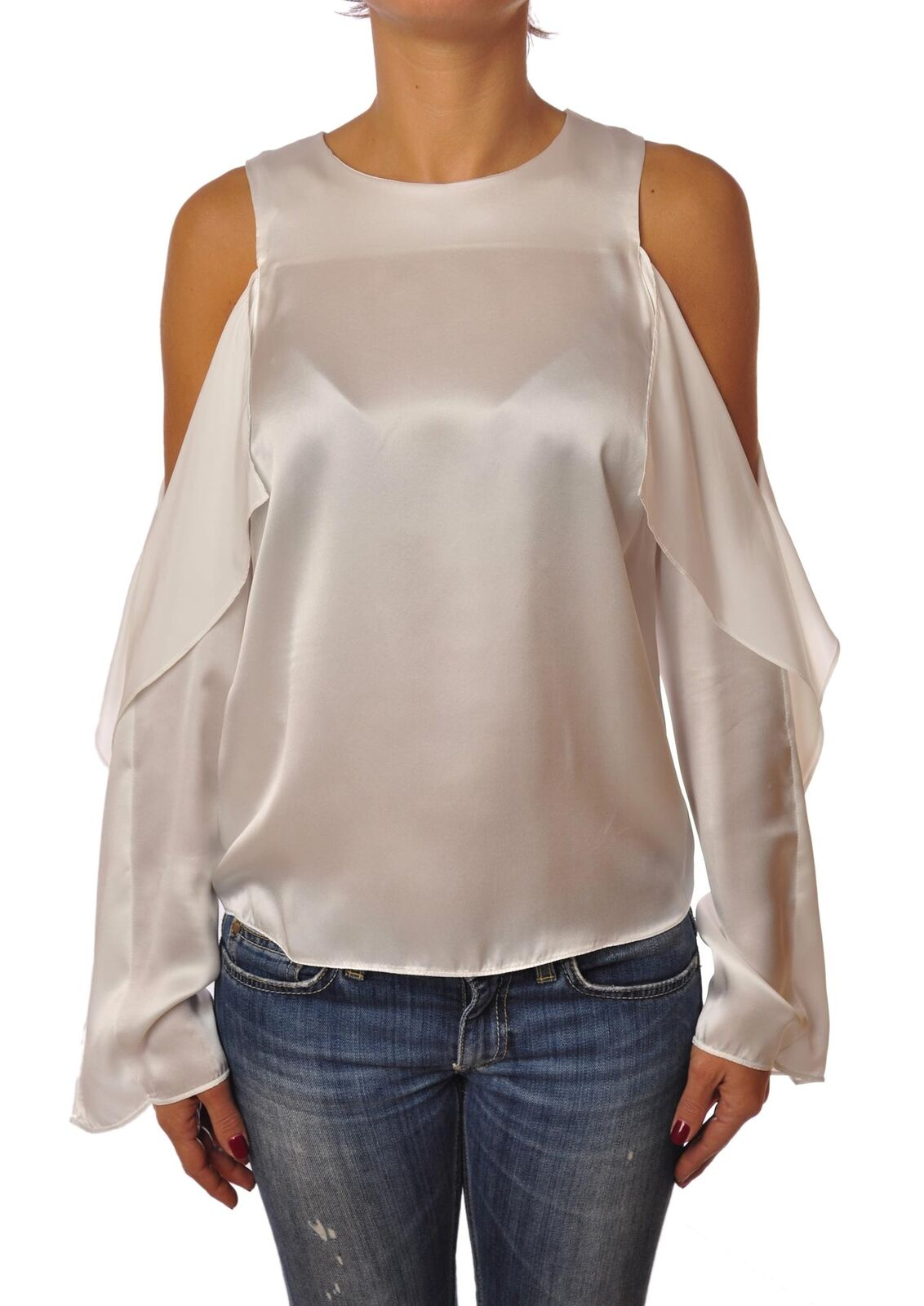 Pinko - Shirts-Blouses - Woman - White - 4296328M184015