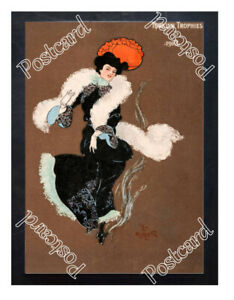 Historic-Turkish-Trophies-Cigarettes-1903-Advertising-Postcard-1