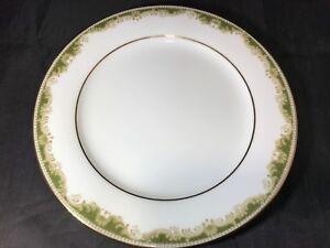 Noritake-Japan-Warrington-Pattern-6872-8-25-Inch-Fine-China-Salade-Dessert-Plate