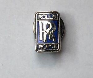 Small Enamel Rolls Royce Pin Badge 1.5 x 0.7 cm's