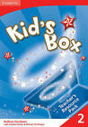 Kid's Box 2 Teacher's Resource Pack with Audio CD: Level 2 by Kathryn Escribano (Mixed media product, 2008)