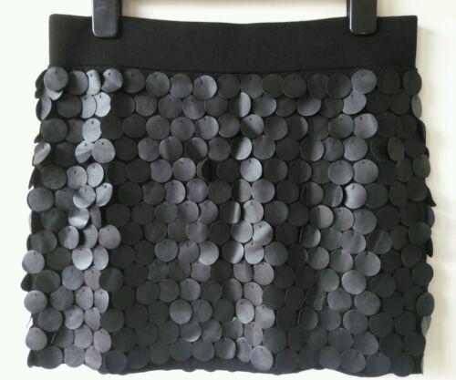 Cn 165 Nero 72a H Us Small Skirt Eu Mini Nwt m xqx870wgS