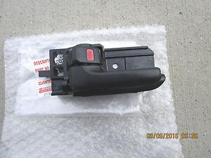 05- 11 TOYOTA TACOMA PRERUNNER SR5 4D CREW CAB DRIVER LEFT SIDE DOOR HANDEL NEW